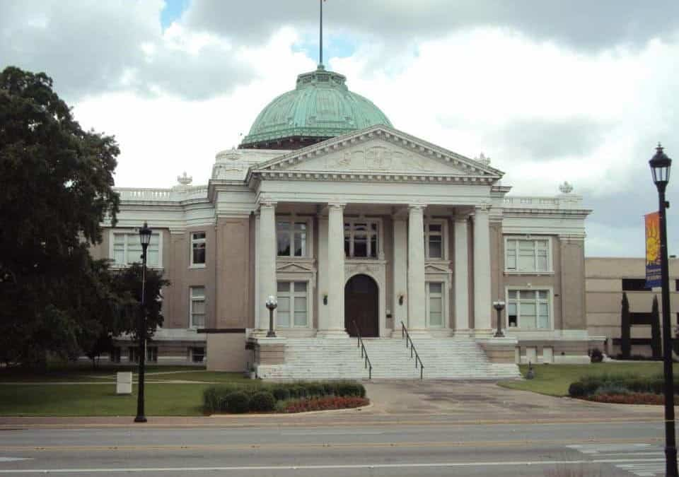 Calcasieu Parish Government, School, and Information Feeds