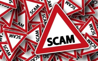 Warrant Scam Warning from Lake Charles Police Department