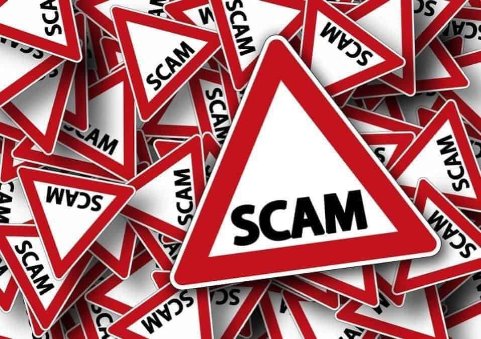 Arrest Warrant Scam | Calcasieu Information