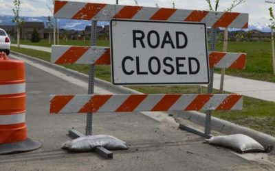 The Intersection of Leora Street and Live Oak Street in Sulphur will be Closed November 18 – 19