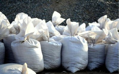Sulphur Making Sandbags Available Due to Possible Inclement Weather
