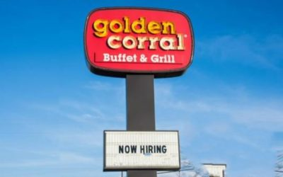 Golden Corral Lake Charles Opening in January 2020