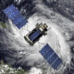 Tropical Weather Satellite View