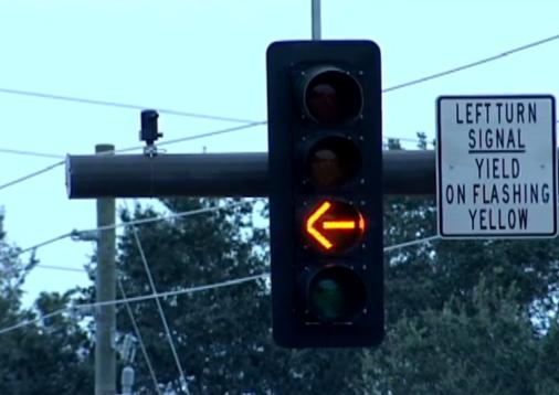 Flashing Yellow Arrows to be Added to Traffic Lights in Southwest Louisiana April 8, 2019