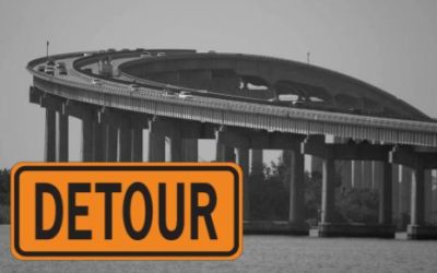 I-210 Bridge Project Nighttime Closures Near Lake Charles December 9
