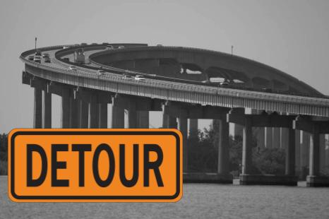 I-210 Bridge Project Nighttime Closures Near Lake Charles November 18 – 21