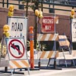Road Construction and Lane Closures in Southwest Louisiana