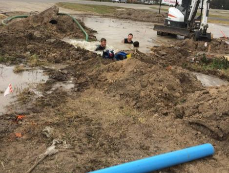 Sulphur Public Works Taking Steps to Prevent Waterline Breaks and Improve Quality of Service