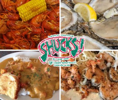 New Cajun Restaurant Shuck and Boil by the Owners of SHUCKS! Coming to Lake Charles