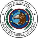 Calcasieu Parish Police Jury logo