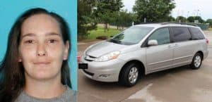 Missing Estherwood Woman Lake Charles
