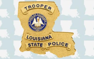 Officer on a Train Enforcement Detail by Louisiana State Police Troop D Results in 34 Traffic Citations in Sulphur