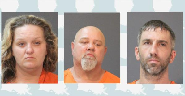 Calcasieu Parish Sheriff's Office Arrests 2 and Issue