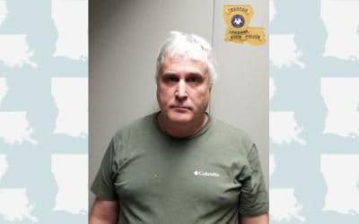 Louisiana State Police SVU Arrests Man on Child Exploitation Charges