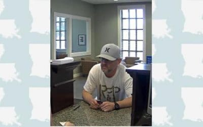Authorities are Looking for the Person Responsible for Forgery & Bank Fraud that Occurred in August