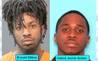 Two Suspects Arrested in Connection with October 9 University Park Shooting in Lake Charles