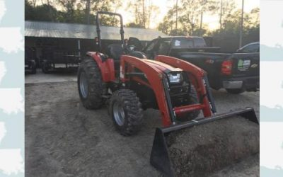 Tractor Planned for Use in Halloween Event Stolen from Sulphur Business