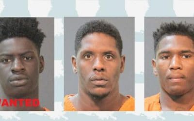 Calcasieu Parish Sheriff's Office Arrests 2, Searching for 1 and a Firearm in Connection with a Robbery in Lake Charles