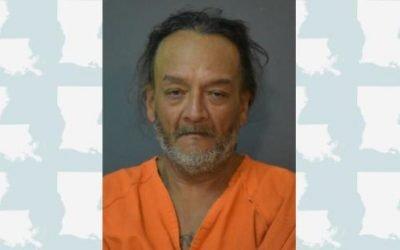 Calcasieu Parish Sheriff's Office Arrests Sex Offender for Stolen License Plate & Failure to Register