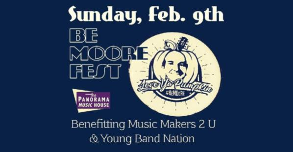 Be Moore Fest to be Held in Downtown Lake Charles Celebrate the Life of Brian Moore