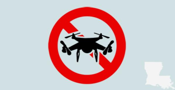 Louisiana State Police Reminds People of Drone Regulations During Mardi Gras