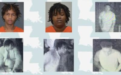 Calcasieu Parish Sheriff's Office Make Arrests After Shooting, Searching for 2 Others Involved