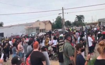 Peaceful Protest for George Floyd Happened in Lake Charles and other Parts of Louisiana Over the Weekend