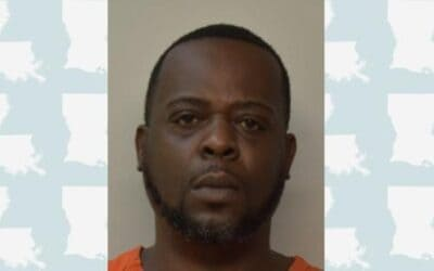 Calcasieu Parish Sheriff's Office Arrests Lake Charles Man for Kidnapping & Attempted Robbery