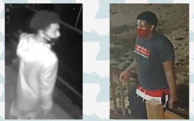Calcasieu Parish Sheriff's Office Searching for Suspects After Vehicle Burglaries & Thefts in Lake Charles