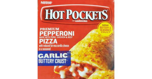 Nestlé Recalls Pepperoni Hot Pockets Due to Possible Foreign Matter Contamination