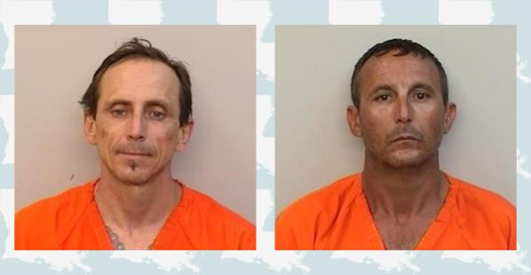 Two Arrested for Theft & Property Damage in Vinton